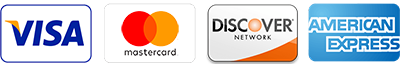 Visa, Mastercard, Discover, American Express cards Berks Realty Services in Southeastern PA